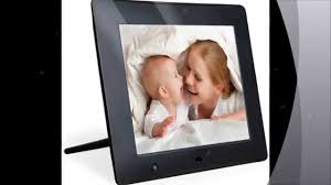 nix x08d 8 inch hi res digital photo frame with motion sensor