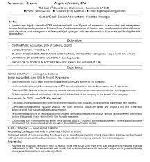 Sample Accounting Resume Objective Resume Objective Examples For Accounts Payable Accounts
