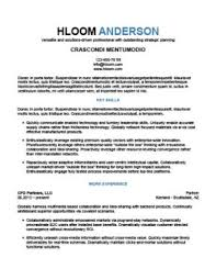 Management Resume Templates Ats Friendly Resume Templates Format 27 Samples