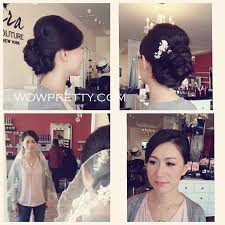 trial wedding airbrush makeup and hair at jira couture salon burlingame