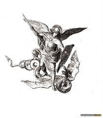 эскизы тату георгий победоносец клуб татуировки фото тату
