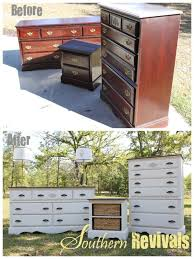 old furniture makeover. Full Room Furniture Revival - Top 60 Makeover DIY Projects And Negotiation Secrets Old S