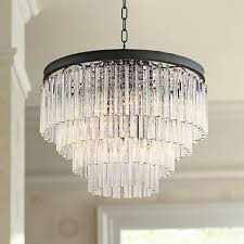 exciting vineyard orb 4 light chandelier