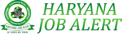 haryana job alert logo