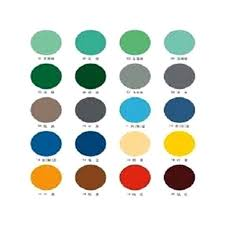 color chart flooring color shade card