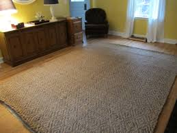Awesome Jute Rug For Your Interior Decor Idea: Grey Jute Rug For Vintage  Living Room