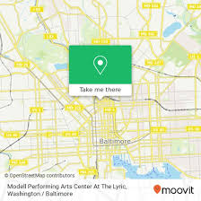 How To Get To Modell Performing Arts Center At The Lyric In