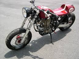 cb450r cafe racer kits convert honda crf450r dirt bike to street
