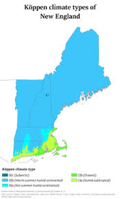 Climates Climate Of New England Wikipedia