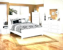 Rustic White Bedroom Furniture Distressed White Bed Distressed ...