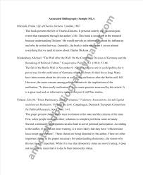 General Advice   Literature Reviews   Library guides at Griffith     Annotated bibliography mla example