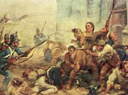 Battle at Alamo | The Saturday Evening Post