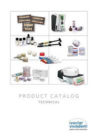 Ivoclar Classic Firing Chart Product Catalog Technical 2014 En By Ivoclar Vivadent Issuu