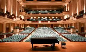 Jacoby Symphony Hall Jacksonville Fl Theater Halls