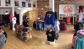 yooper shirts moves up to third street and tria cles up washington street