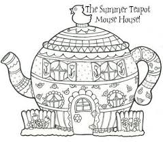 Small Picture Small teapot Coloring page Free Printable Coloring Pages Clip