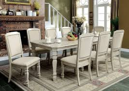 Antique White Dining Room Best Inspiration