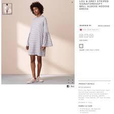 Lou And Grey Size Chart Lou Grey Dress Nwt