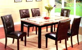 black faux marble top dining table large set big lots nhadatcantho faux marble top round dining