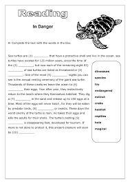 My English Printable Worksheets