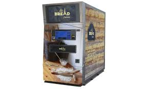 Baguette Vending Machine Sf Beauteous Exclusive Interview With Founder CEO Of Le Bread Xpress Creator