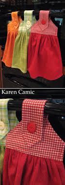 Kitchen Towel Craft 17 Best Ideas About Kitchen Towels Crafts On Pinterest Hanging