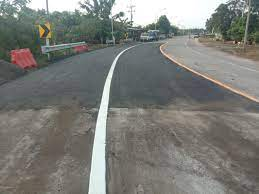 ซ่อมเสร็จแล้ว! สาย นม.6019 โคราช โดนน้ำซัดถนนพัง ปชช. เดือดร้อนหนัก