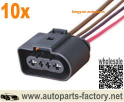 long yue 4 way universal female connector wiring harness longyue long yue 4 way universal female connector wiring harness