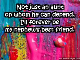 Nephew Quotes From Aunt Impressive Birthday Wishes For Nephew Quotes And Messages WishesMessages