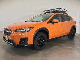 2018 subaru crosstrek orange. plain orange new 2018 subaru crosstrek 20i premium waccessories see description inside subaru crosstrek orange