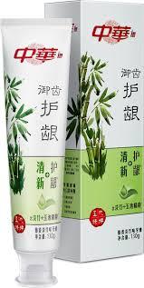 Zhong Hua <b>Зубная паста, для ухода</b> за деснами и свежего ...