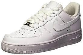 womens nike air force 1 white. Nike Air Force 1 \u002707 Womens Fashion-sneakers 315115-112_7.5 - White C