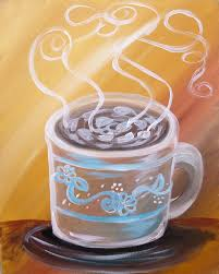 hot chocolate painting. Beautiful Painting Hot Cocoa Painting  By Jonquel Norwood On Chocolate I
