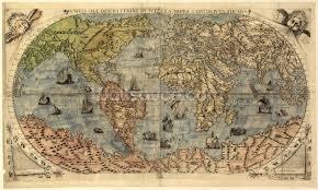 ancient world maps  scrapsofmeme