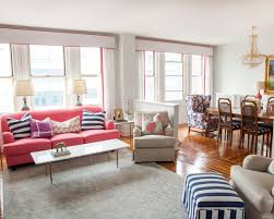 Small Picture Colorful Preppy Home 17 Living Room Design and Decor Ideas
