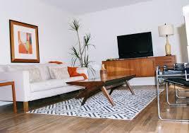 mid century modern living room. Image Of: Mid Century Modern Living Room Creative Ideas (2)