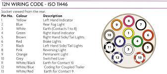 wiring diagram for 13 pin caravan socket website at kuwaitigenius me 13 pin wiring diagram for trailers at 13 Pin Wiring Diagram