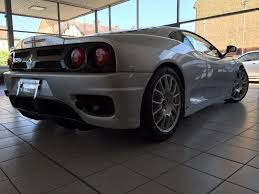 Used 2016 Ferrari 360 Challenge Stradale for sale in Epsom Surrey ...