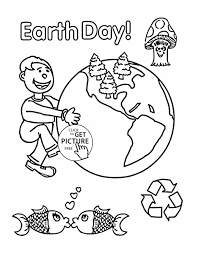 Small Picture Pdf Archives Best Earth Earth Day Color Sheets Day Coloring Pages