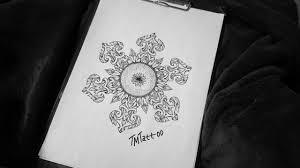 3 Drawing Geometric And Dotwork Ornament Tattoo Ideas