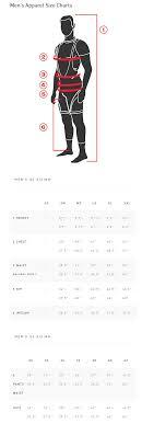 Specialized Clothing Size Chart Sl Pro Bib Shorts