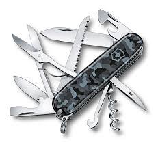 <b>Нож перочинный</b> Victorinox <b>Huntsman</b> (1.3713.942) <b>91мм</b> ...