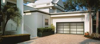 Modern garage door Fiberglass Modern Garage Doors When Complementing The Homes Clean Lines And Architecture Will Make An Elegant Statement If You Are Interested In Beautiful Glass Doors And Garage Doors