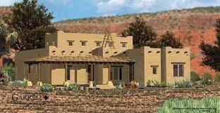 santa fe house plan 07270 garrell