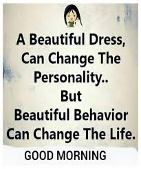 Very Beautiful Quotes About Life Best Of Beautiful Behavior Very True Life Quote Full Dose