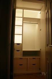 wardrobe lighting ideas. Idea How To Maximise The Space By Adding Shelving And Hanging Space, Drawers, Shoe-racks, Pull-out Shelves Even Lights Inside Your Fitted Wardrobes. Wardrobe Lighting Ideas N