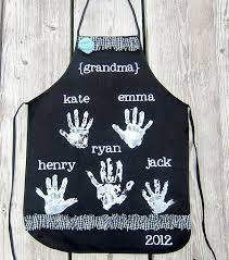 diy your own a for mother s day with handprints of the whole family
