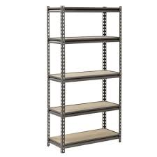 hdx storage unit with 4 shelves hdx shelving facultyconnectionorg hdx shelving stackable are shelves shelf storage