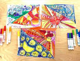 Cool Color Wheel Drawings Siudy Net