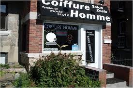 Salon Zoela Coiffure Homme Montréal Hochelaga Maisonneuve